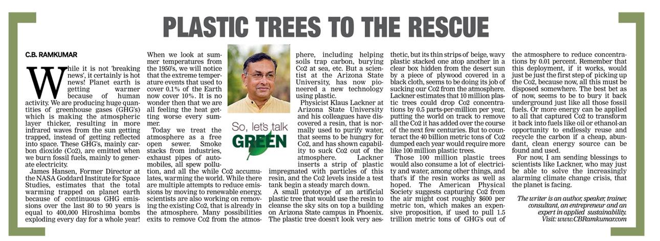 Deccan Chronicle 22 April 2017
