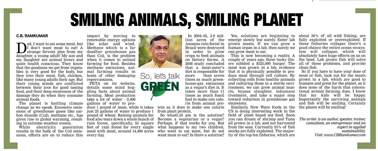 Deccan Chronicle 13 May 2017