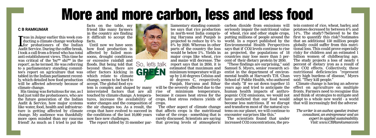 Deccan Chronicle 9 Sept 2017