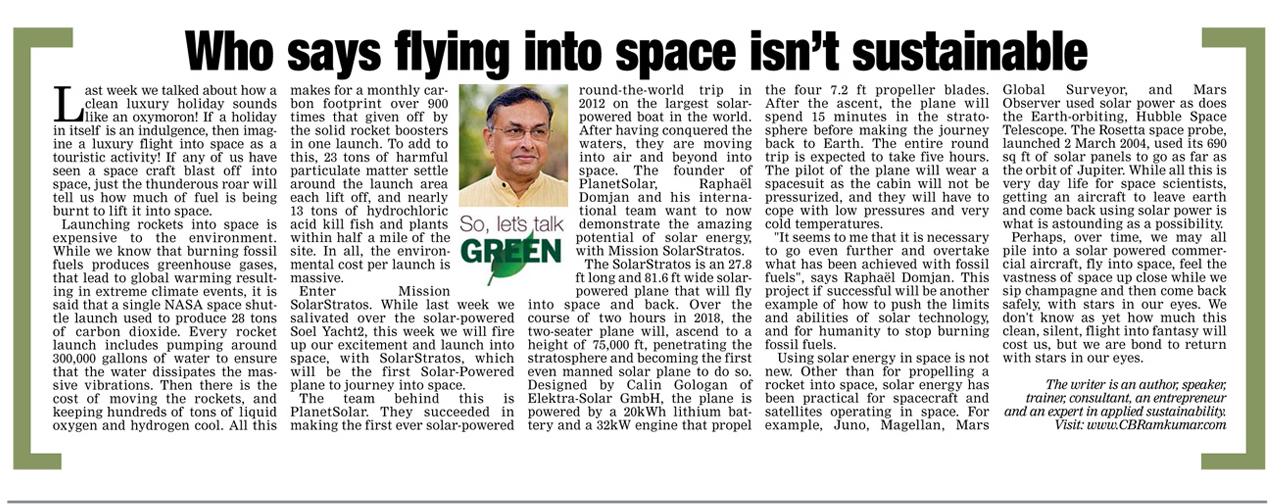 Deccan Chronicle 2 Sept 2017