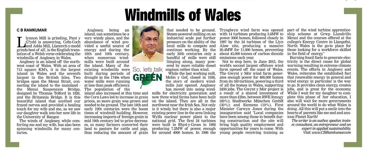 Deccan Chronicle 2 Oct 2017