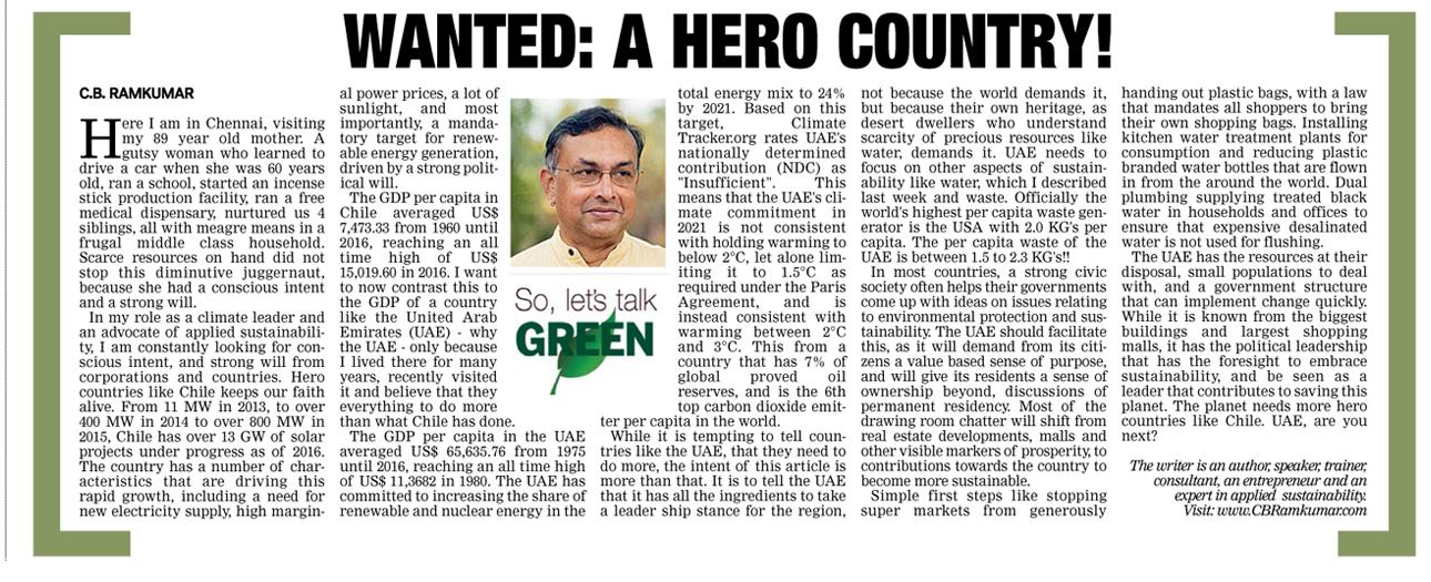 Deccan Chronicle 14 Oct 2017