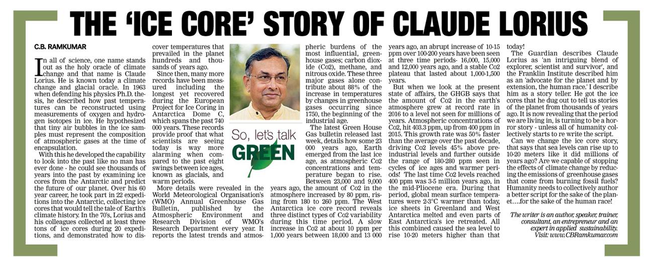 Deccan Chronicle 4 Nov 2017