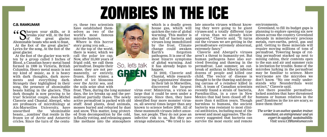 Deccan Chronicle 11 Nov 2017