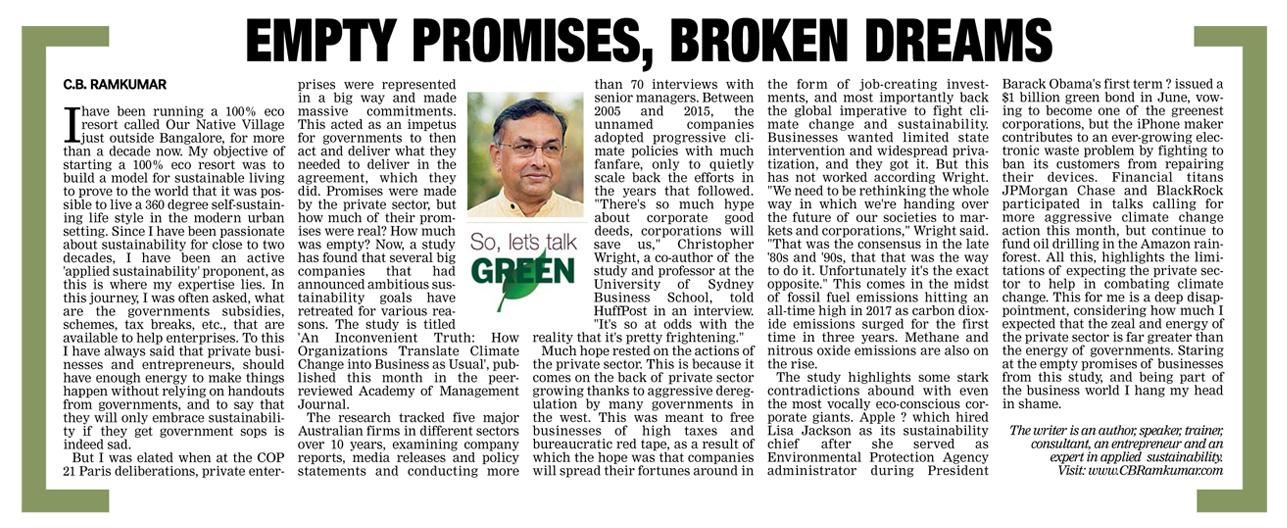 Deccan Chronicle 2 Dec 2017
