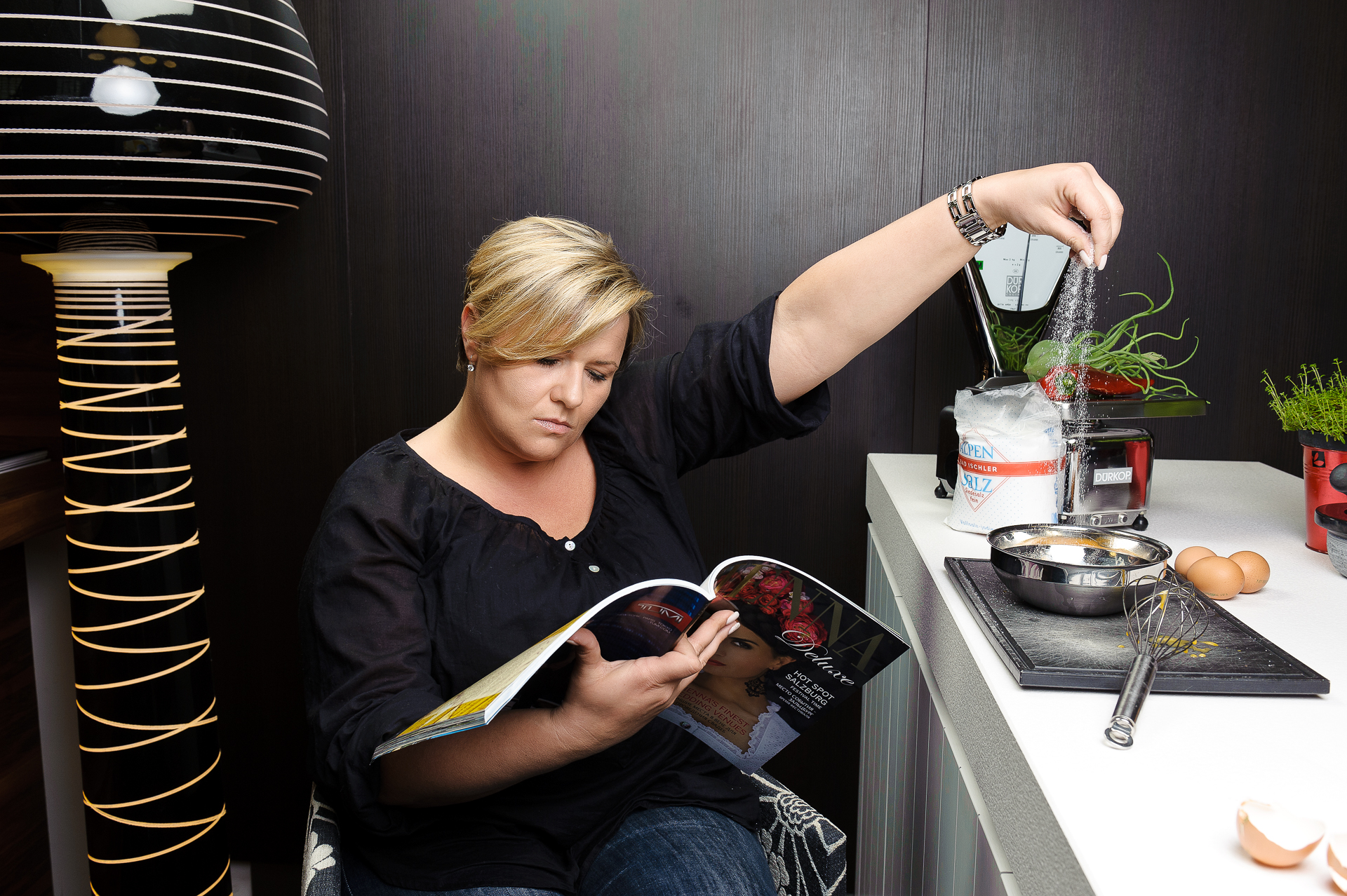 Kunden Kochbuch03 Advertising Werbung by JHofer-Foto Juergen Hofer