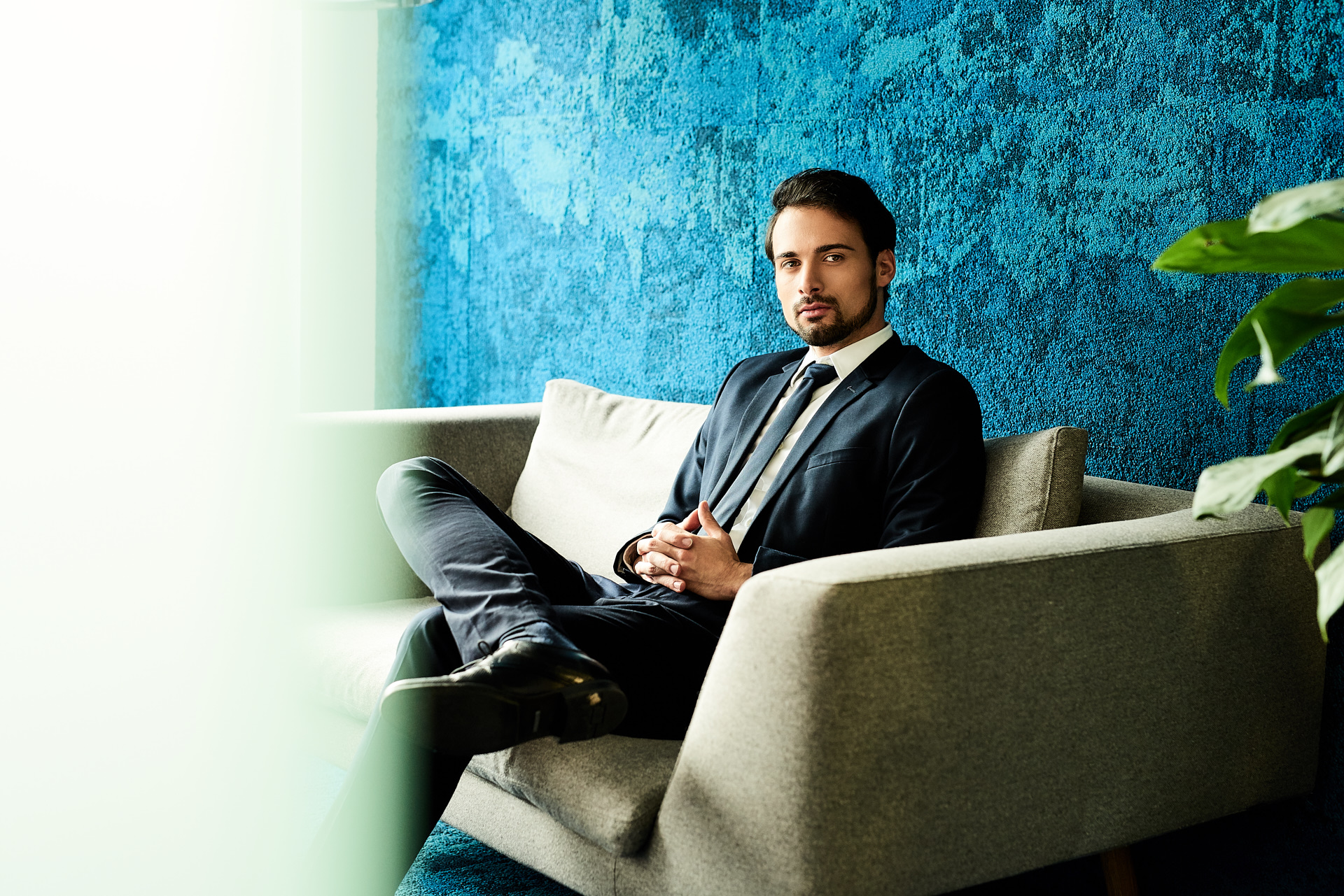 Business Portrait Markus02 by JHofer-Foto Juergen Hofer