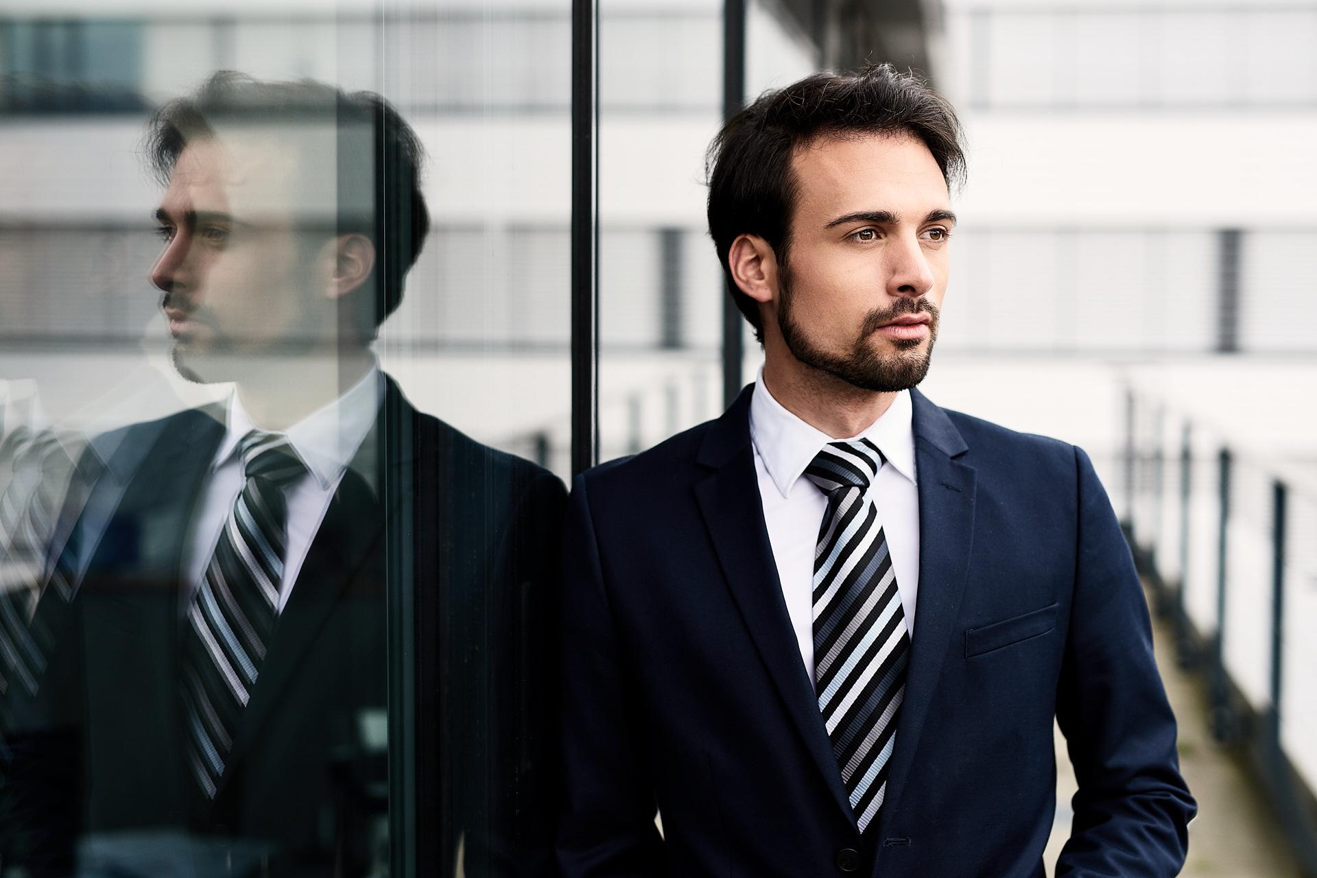 Business Portrait Markus01 by JHofer-Foto Juergen Hofer