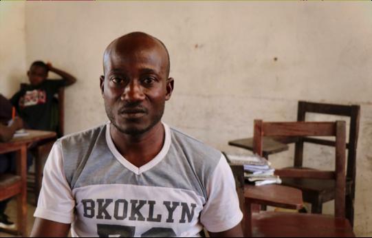 Leraren opleiden Afrika