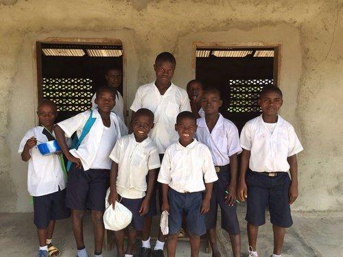 School in Liberia