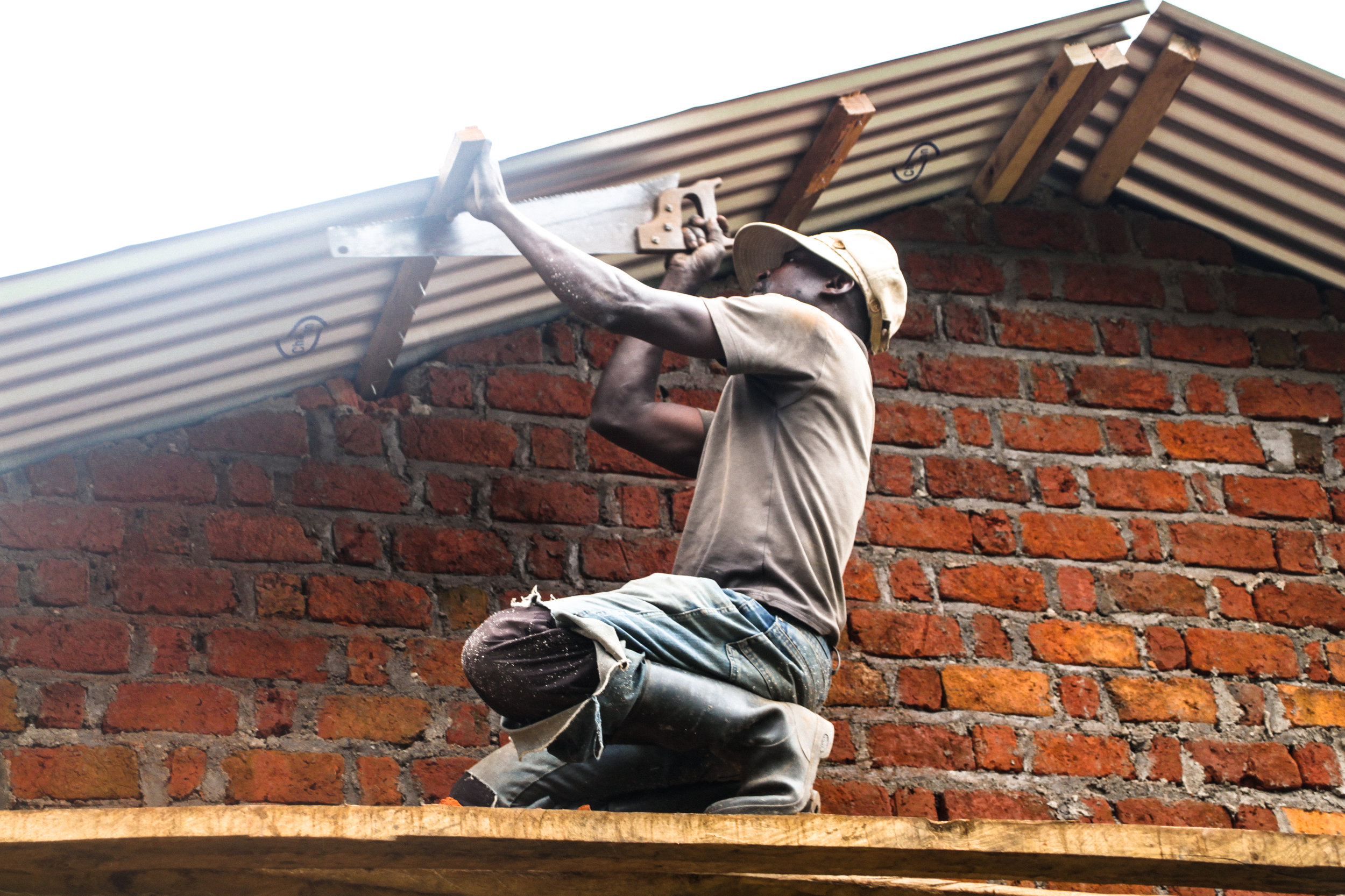 school bouwen Congo