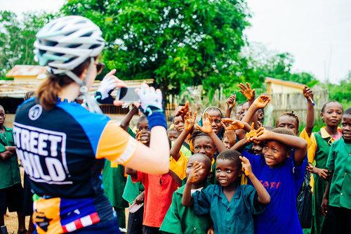 Reis naar Sierra Leone