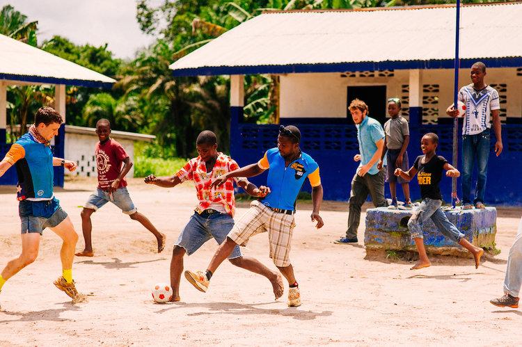 Sierra Leone gemeenchap