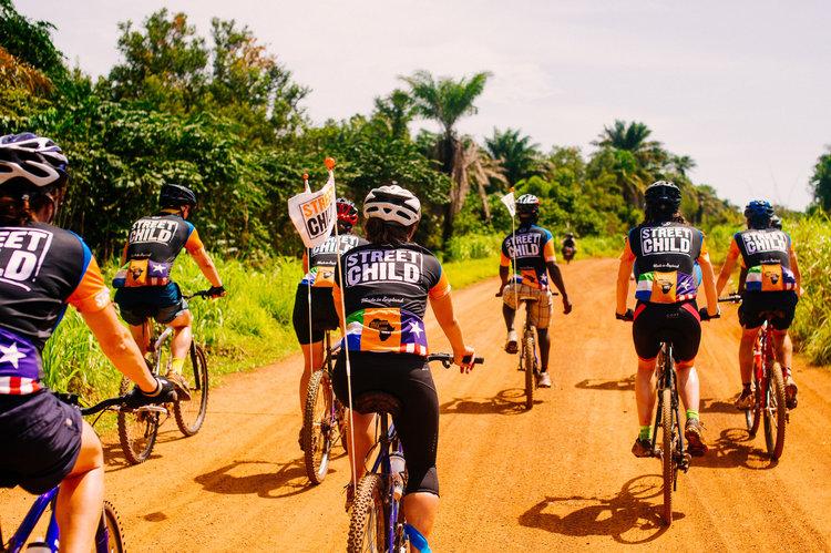 reis met de fiets