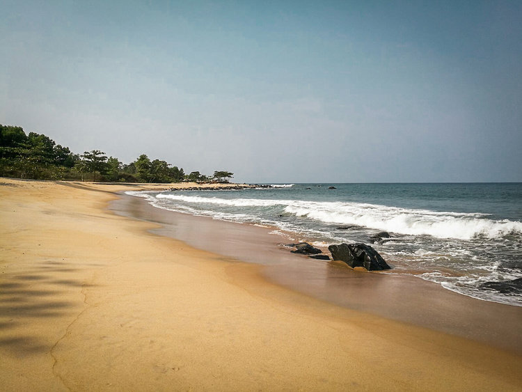 Strand Sierra Leone