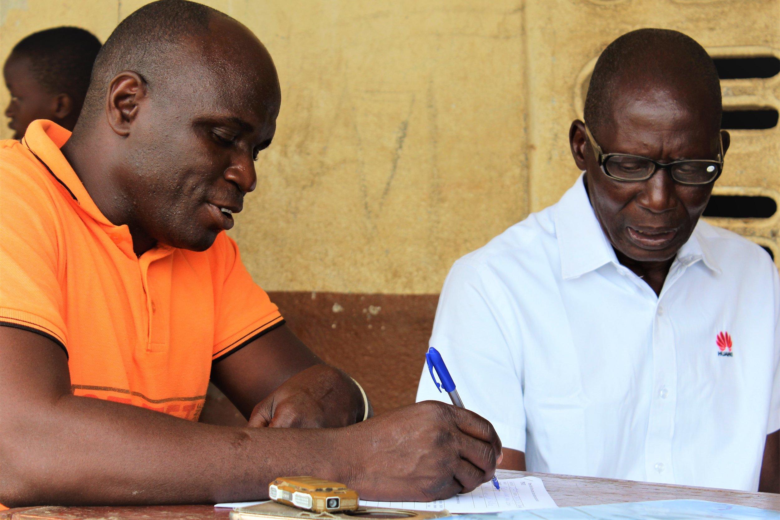 Onderzoek onderwijs in Sierra Leone