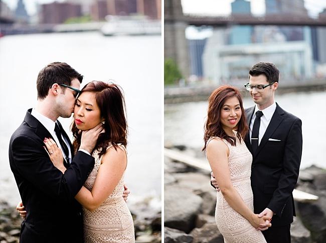 DUMBO Brooklyn glam engagement.jpg