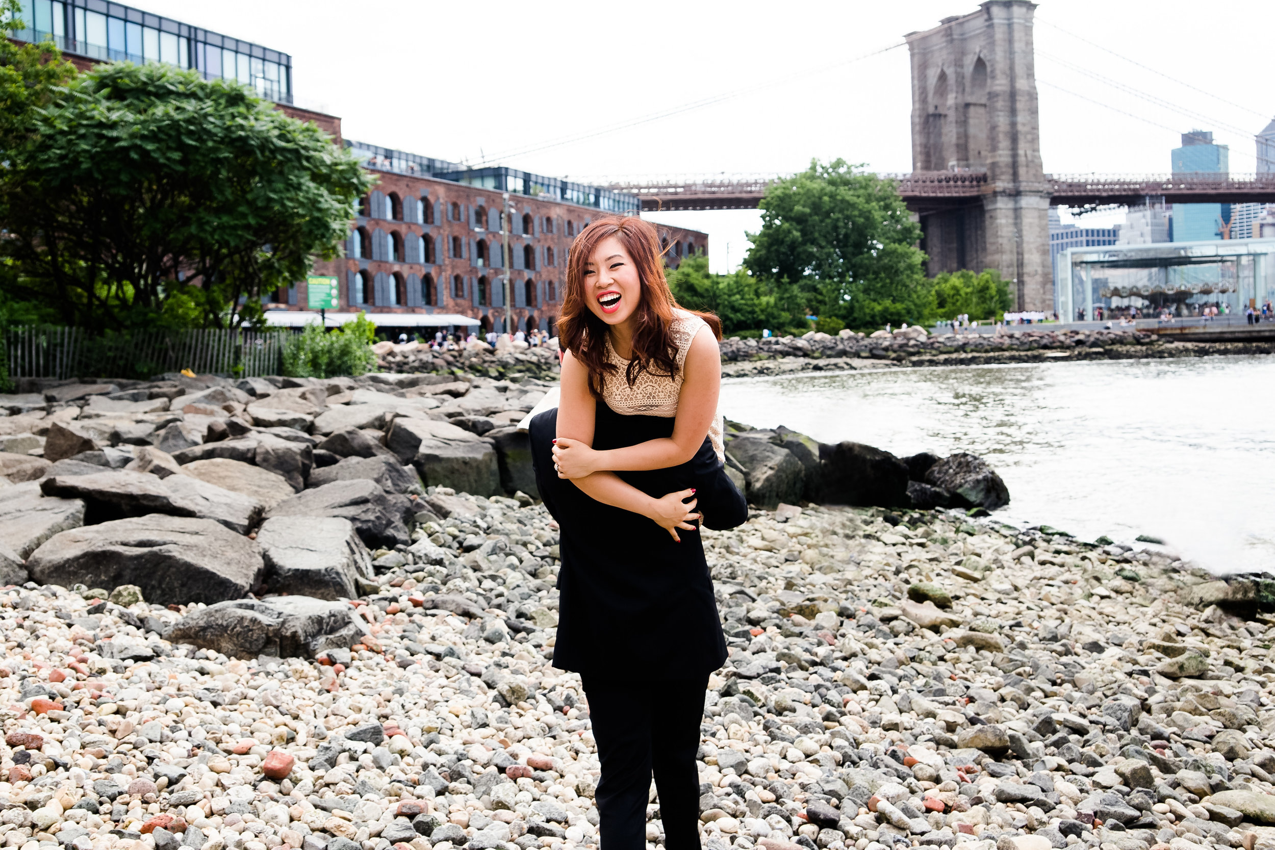 DUMBO Brooklyn Bridge Park engagement.jpg