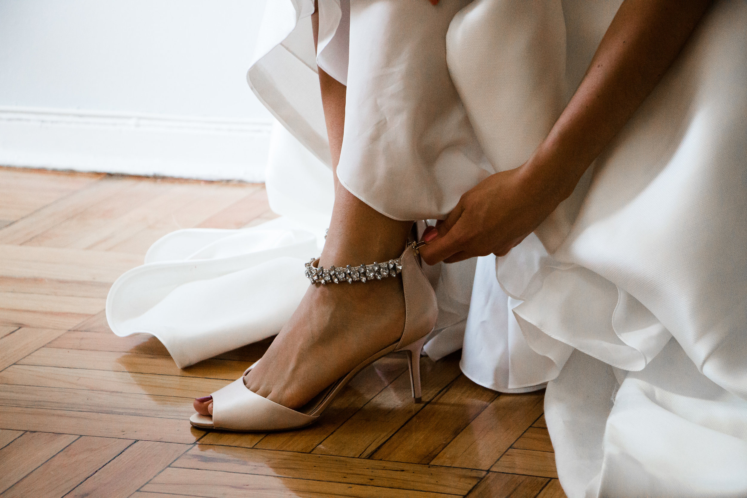 wallkill wedding photographer bride shoes.jpg