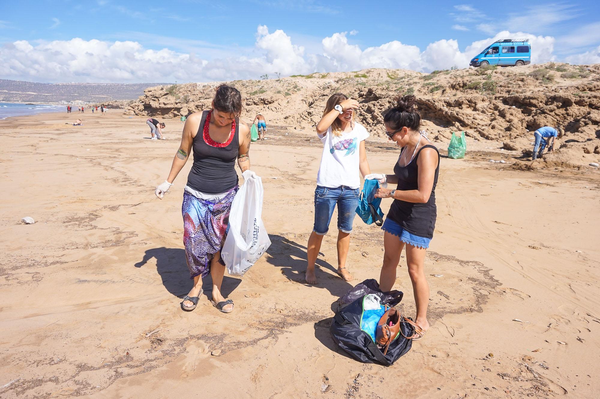 Morocco Beach Cleans The Lunar Surf House-31.jpg