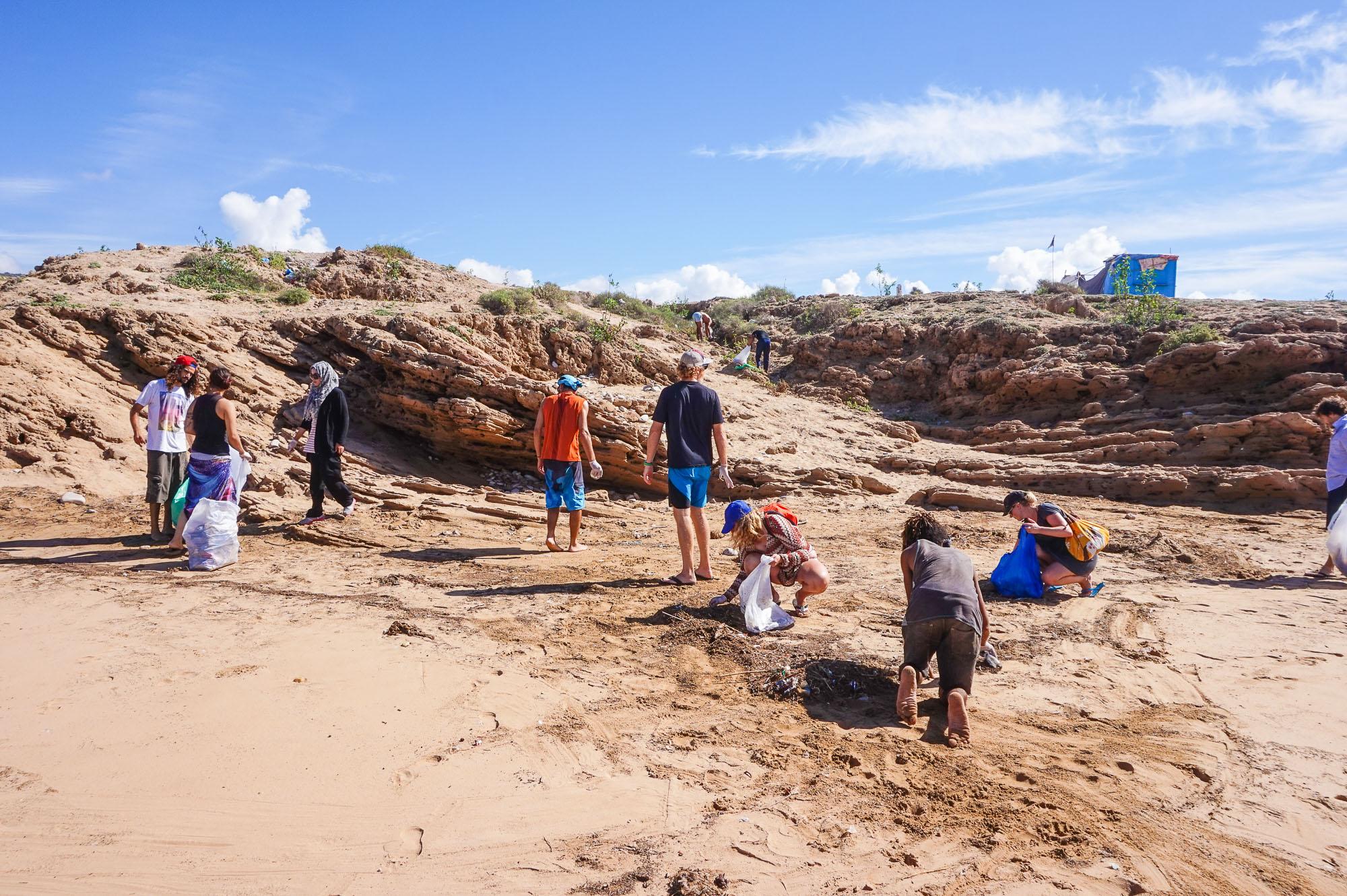 Morocco Beach Cleans The Lunar Surf House-33.jpg