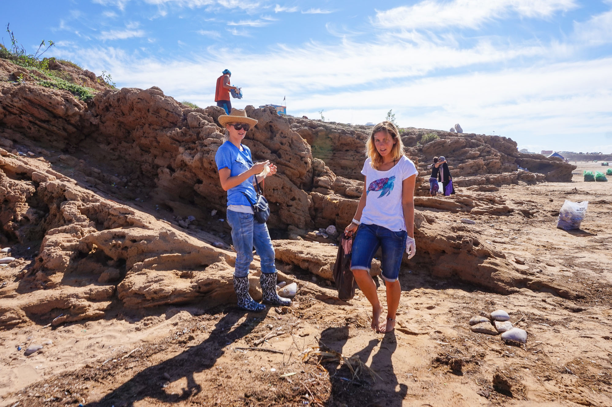 Morocco Beach Cleans The Lunar Surf House-40.jpg
