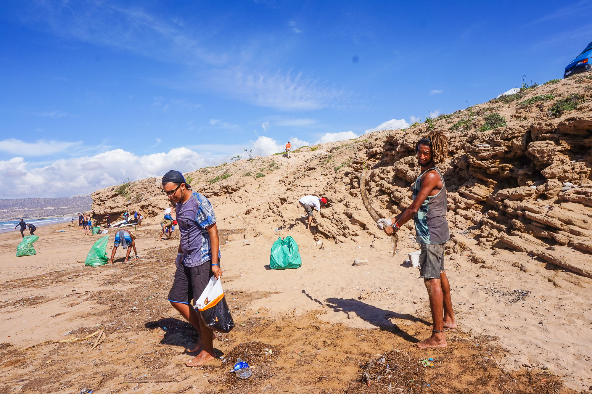Morocco Beach Cleans The Lunar Surf House-39.jpg