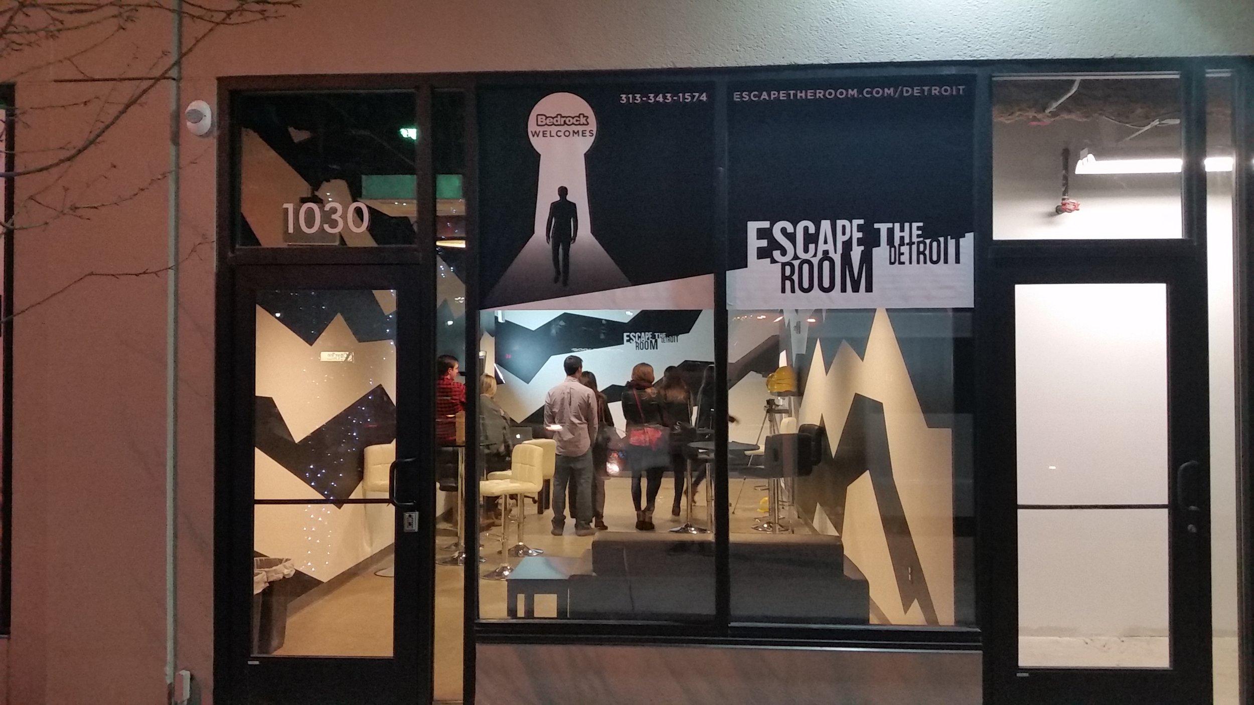 Escape the Room - Detroit