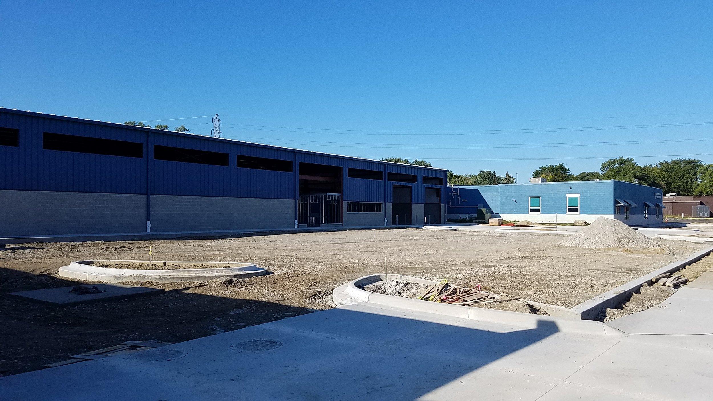 Motor City Fenestration Fabrication Facility