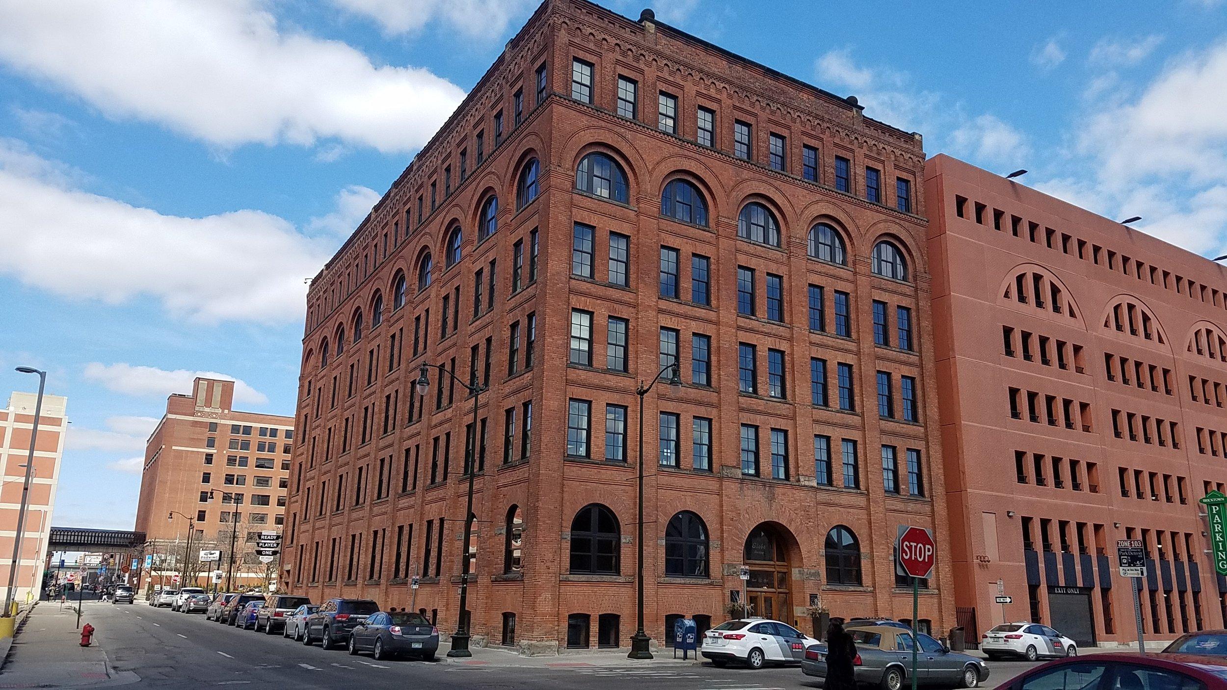 Globe Tobacco Building