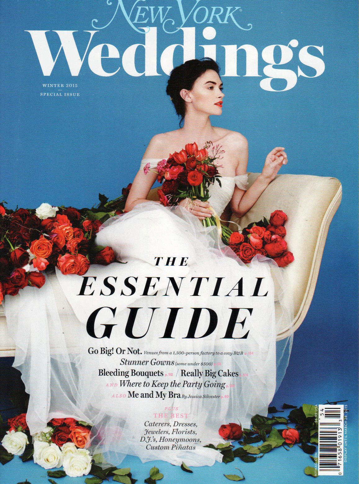 New York Weddings Winter 2015