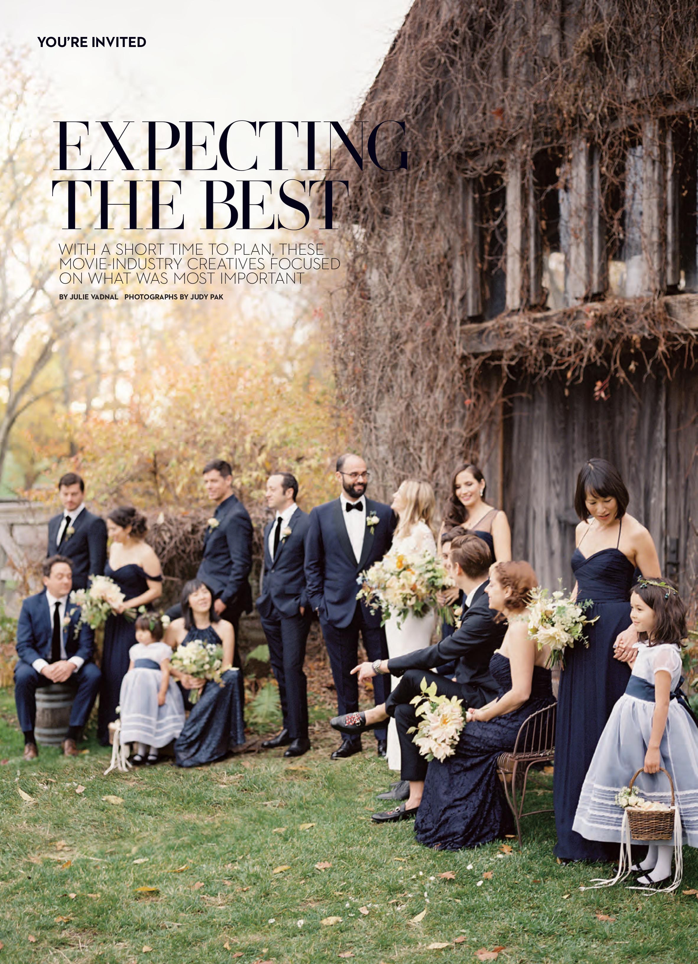BRIDES Magazine - October/November 2017