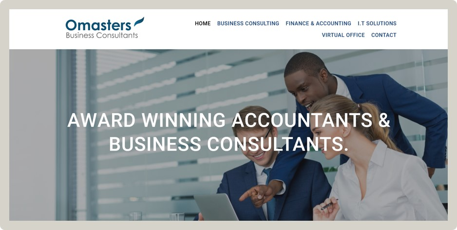 Omasters Business Consultants