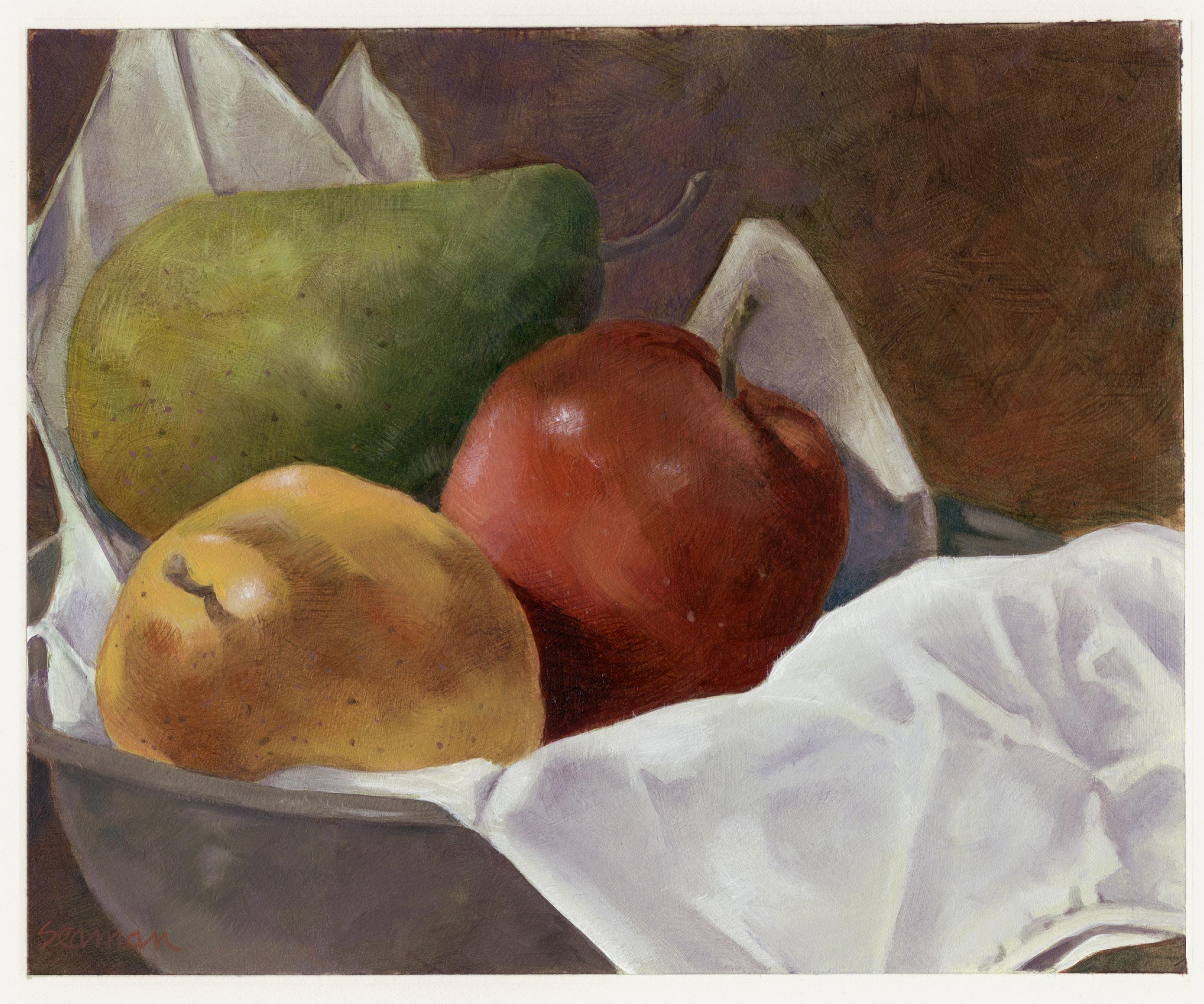 Pear Apples II