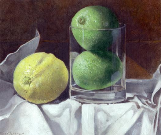 Lemon : Lime