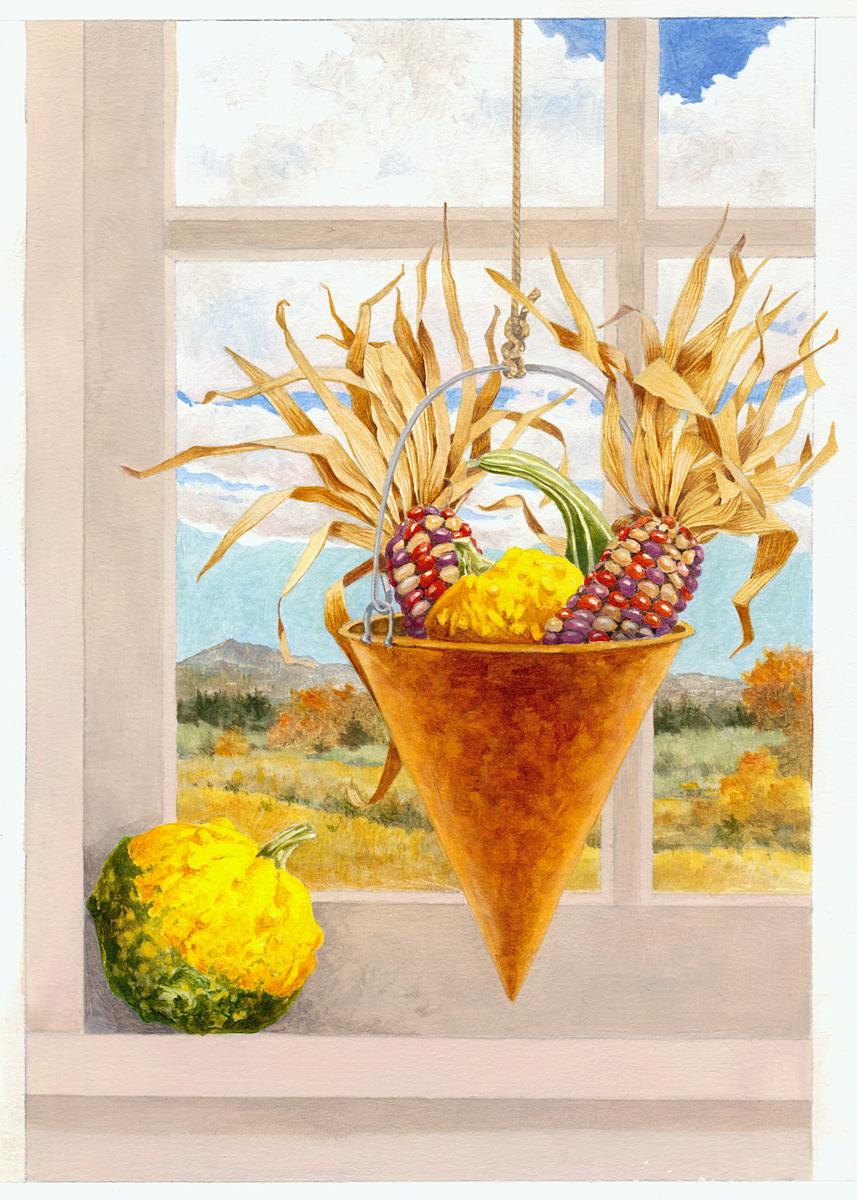 Window Cornicopia