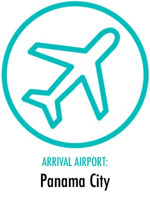 Arrival Airport Panama City