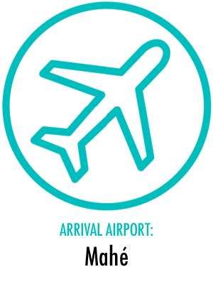 Arrival Airport Mahé