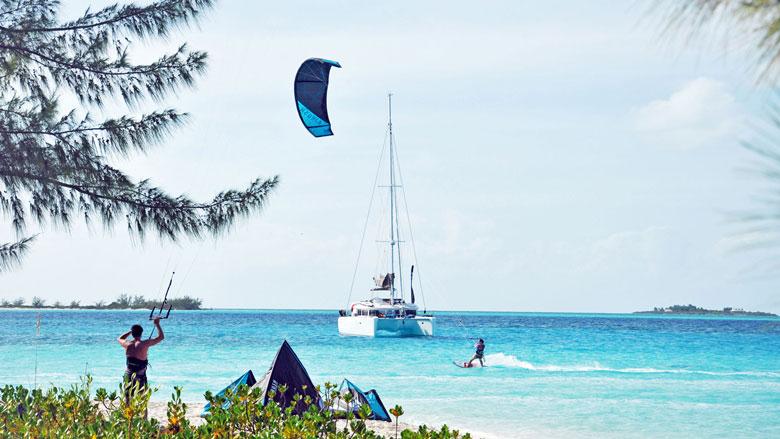 Bahamas Kitecruise