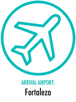 Arrival Airport Fortaleza