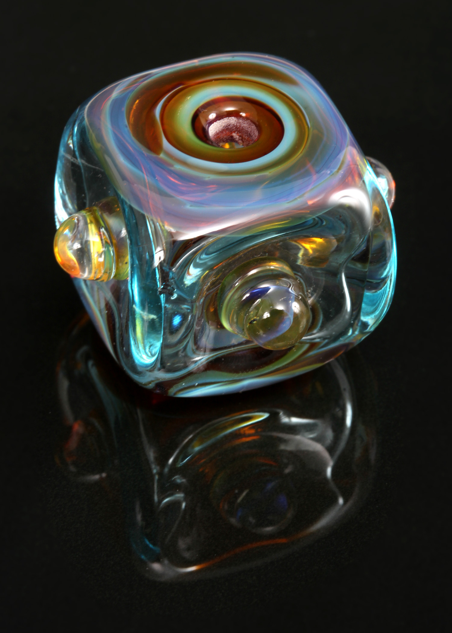 Hollow Bead, Cubed