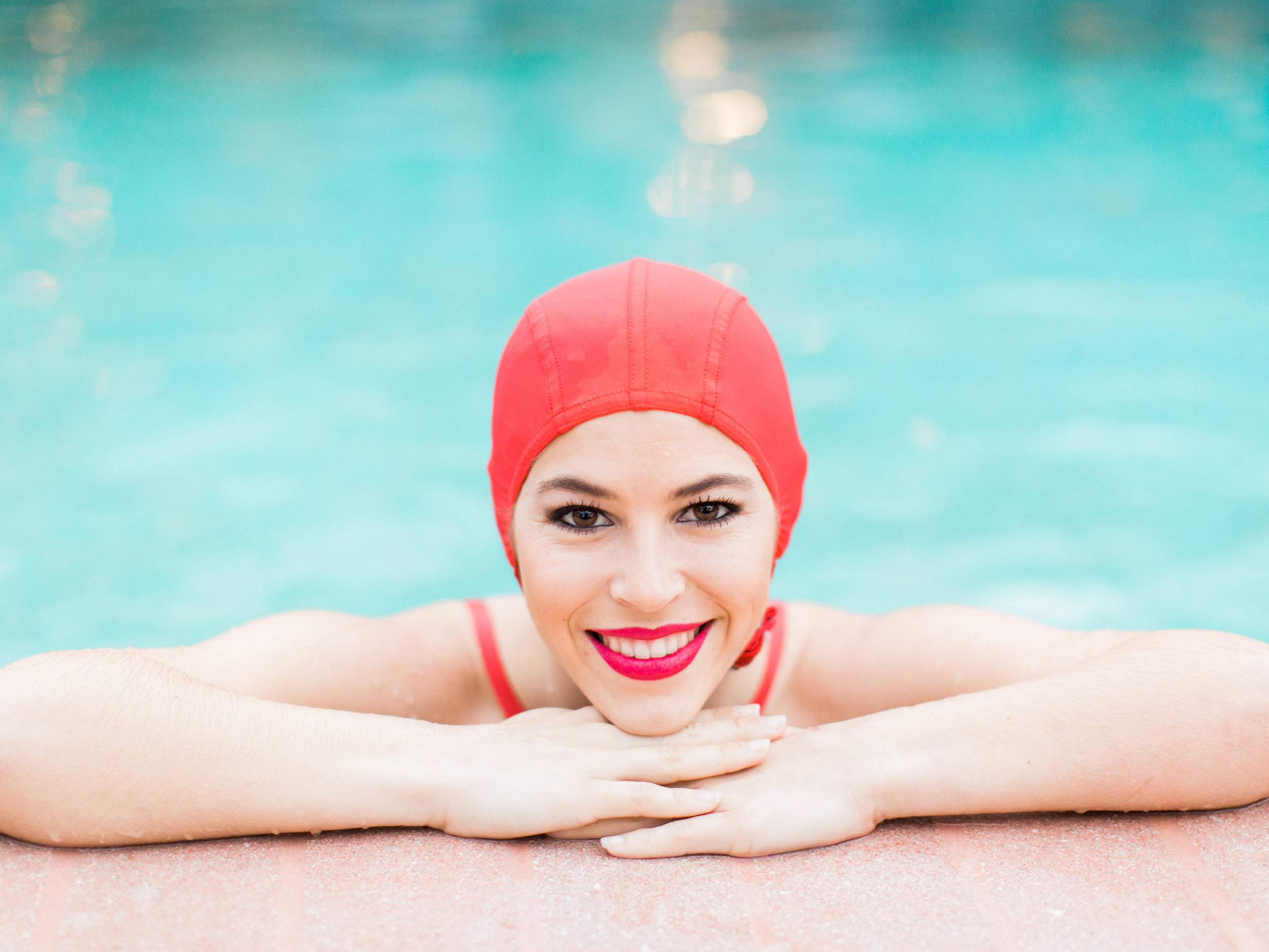 Rachel Red Photography  for  Aqualillies x Charleston Weekender