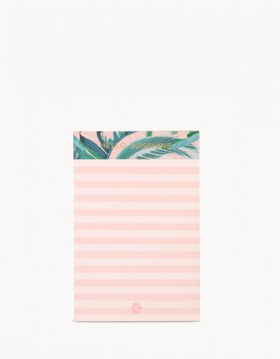Spartina 449 cabana leaf notepad