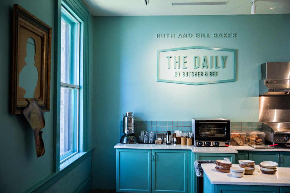 The Daily at the Gibbes Museum in Charleston sC