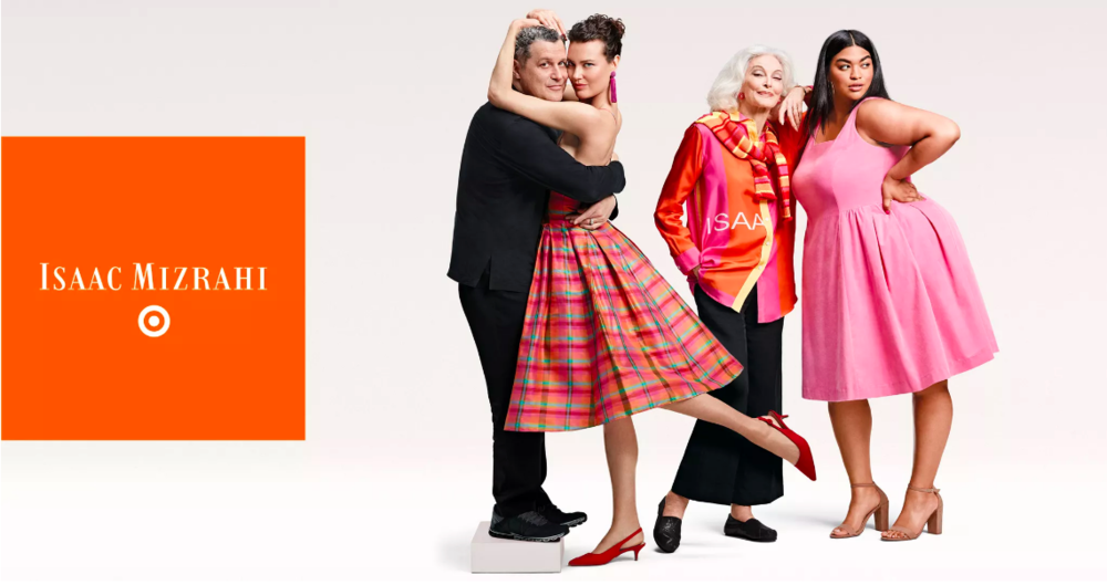 Isaac Mizrahi for Target: 20 year anniversary collection