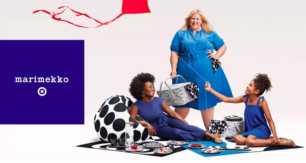 Marimekko Target 20 year anniversary collection