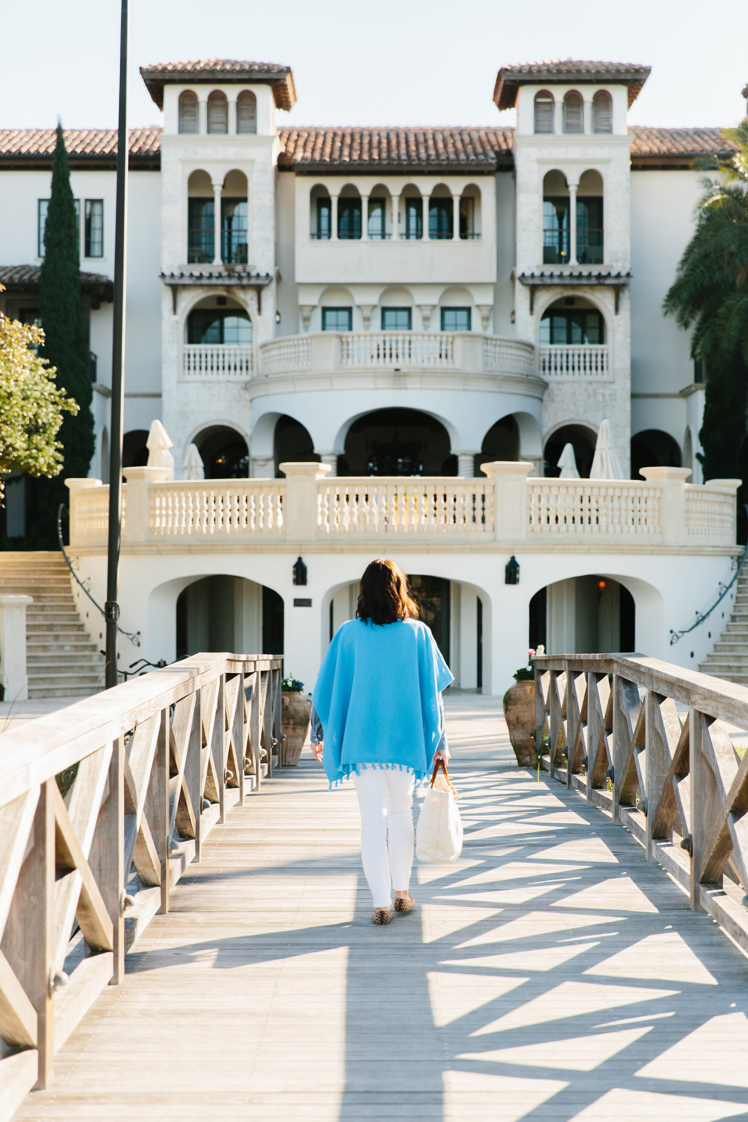 Southern C in Sea Island at the Cloister