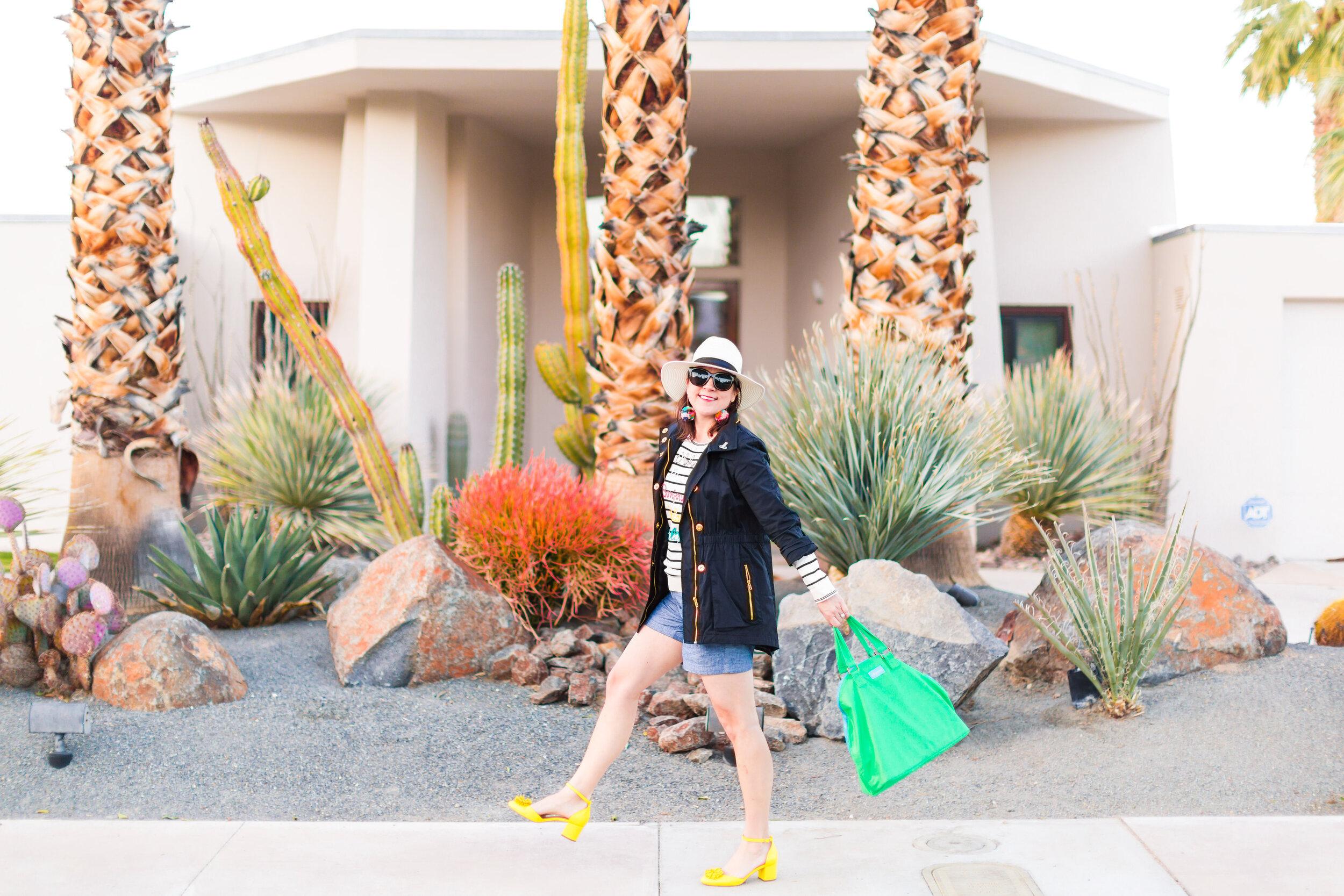 Palm Springs, CA via Lucy Marie Photo