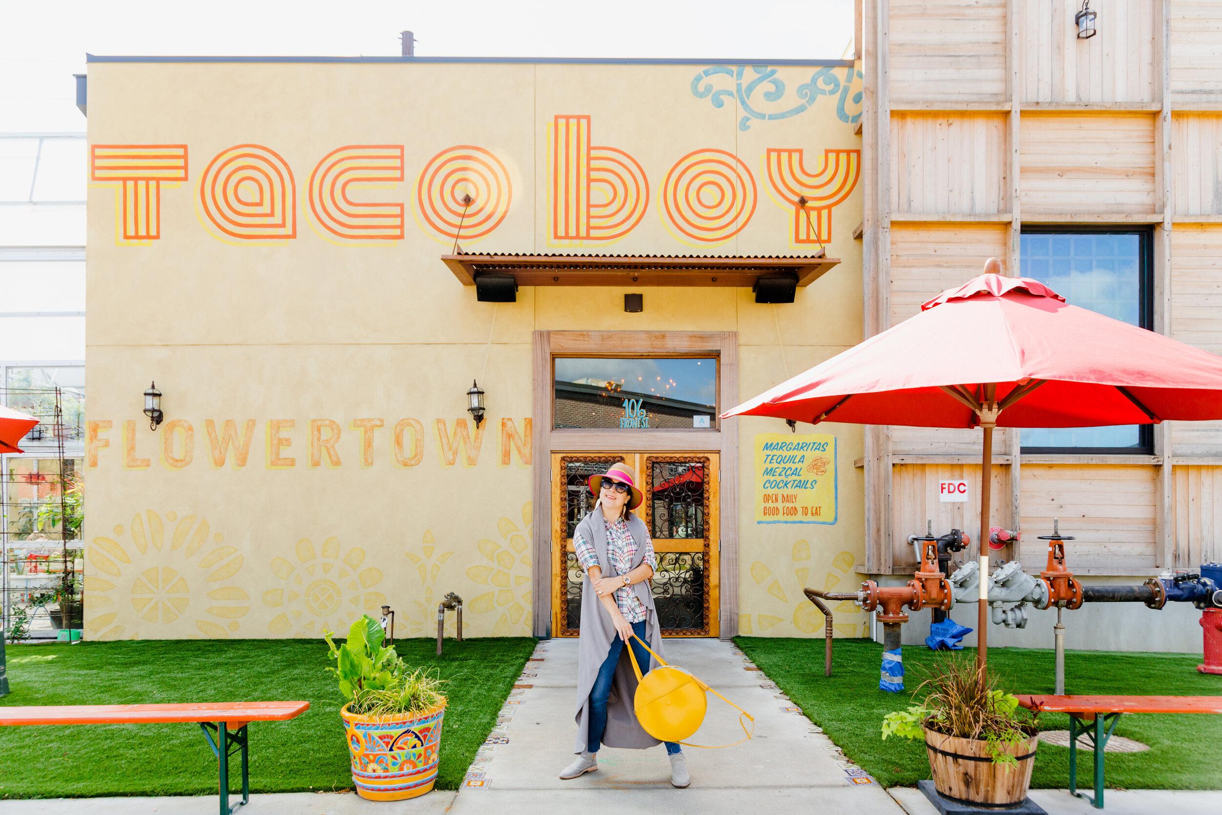 Taco boy in Summerville, SC