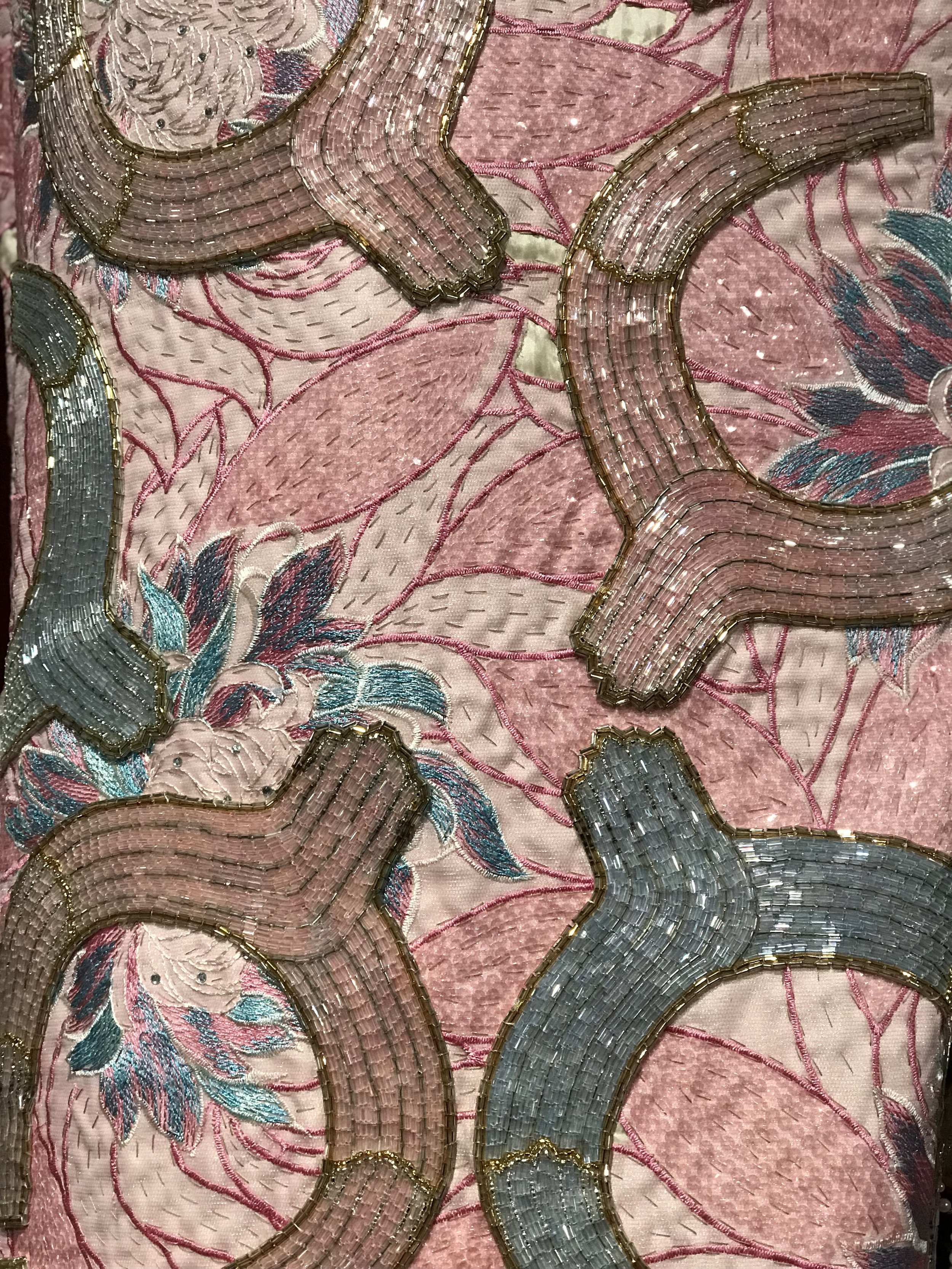 Nick Cave Soundsuit 2011 Detail